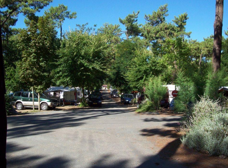 Emplacements camping proche Île de Ré